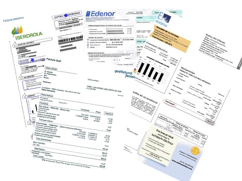 factures-varies