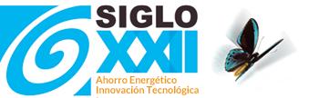 Siglo XXII, Ahorrro Energético, Innovación Tecnológica Retina Logo