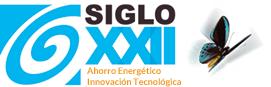 Siglo XXII, Ahorrro Energético, Innovación Tecnológica Logo